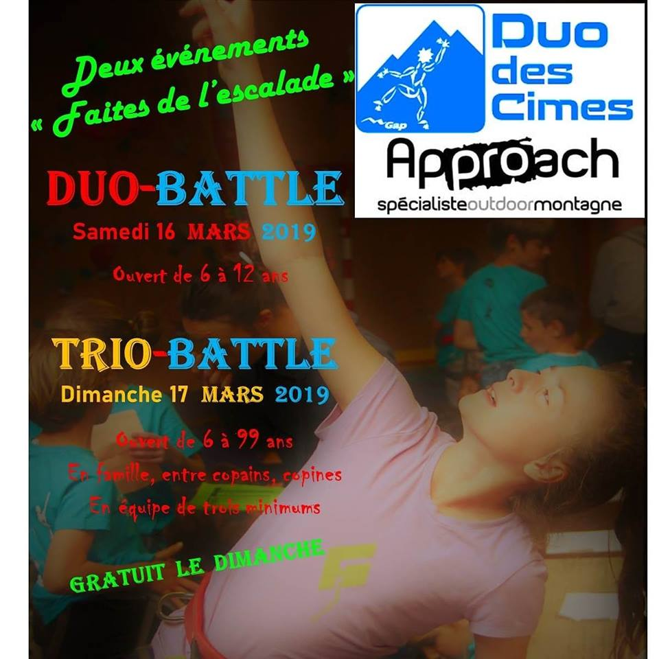Duo battle 2019